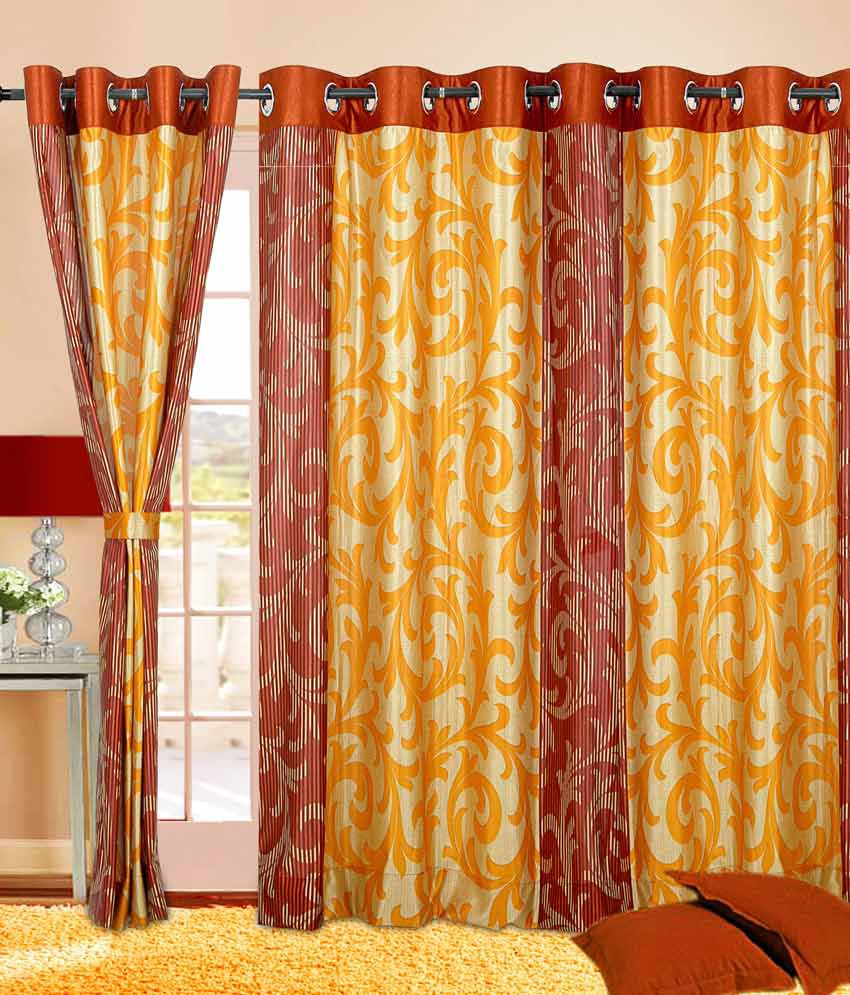 how to get rust out of curtains