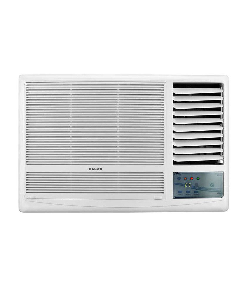 hitachi 1 ton 3 star kaze plus raw312kwd raw312kudi window For1 Ton Window Ac