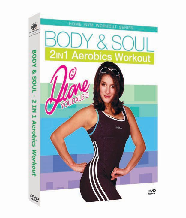 Home Gym Workout - Body And Soul -2 In 1 Aerobics Workout (English) DVD