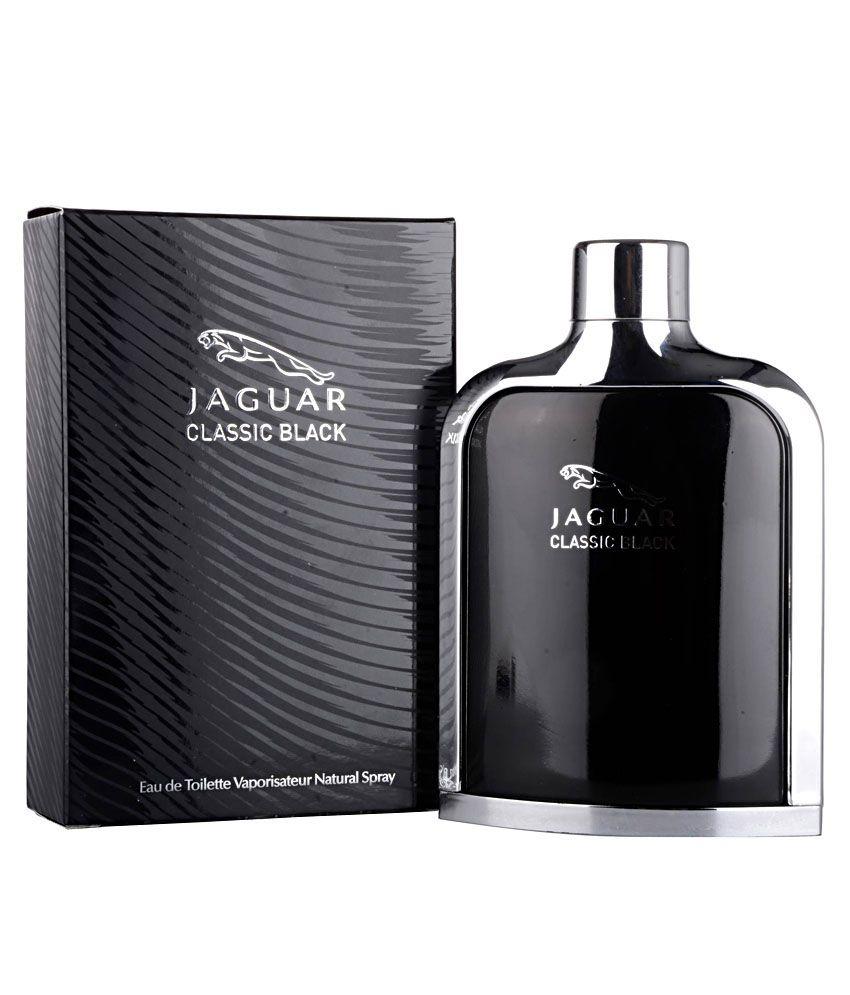 Jaguar Classic Black Men 100ML