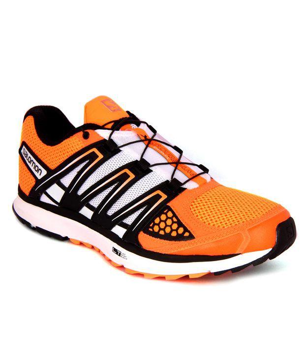 c2cd817d Salomon X-Scream Orange Running Shoes