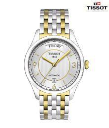 Tissot T One Steel watch