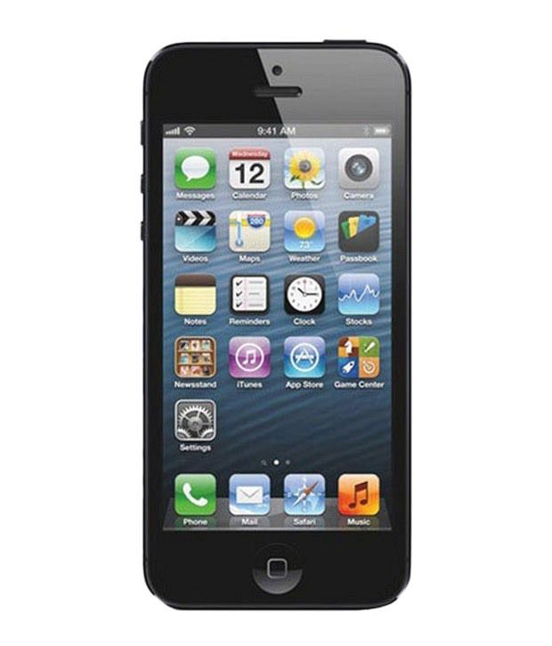 iPhone 5 32GB Black Mobile Phones Online at Low Prices  3ac252d14d