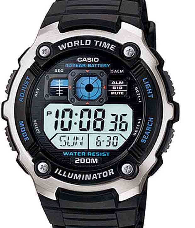0e9607b2e9b Casio D083 High Definition Signal Watch - Buy Casio D083 High Definition  Signal Watch Online at Best Prices in India on Snapdeal