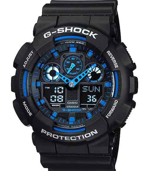 Casio G-Shock G271 Men's Watch