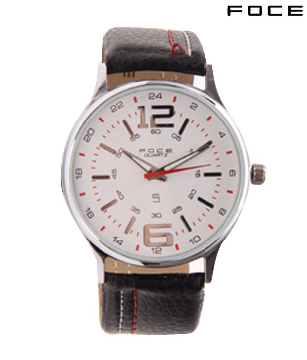 16ad8f5708e Foce Big Beautiful Round Dial Watch - Buy Foce Big Beautiful Round Dial Watch  Online at Best Prices in India on Snapdeal