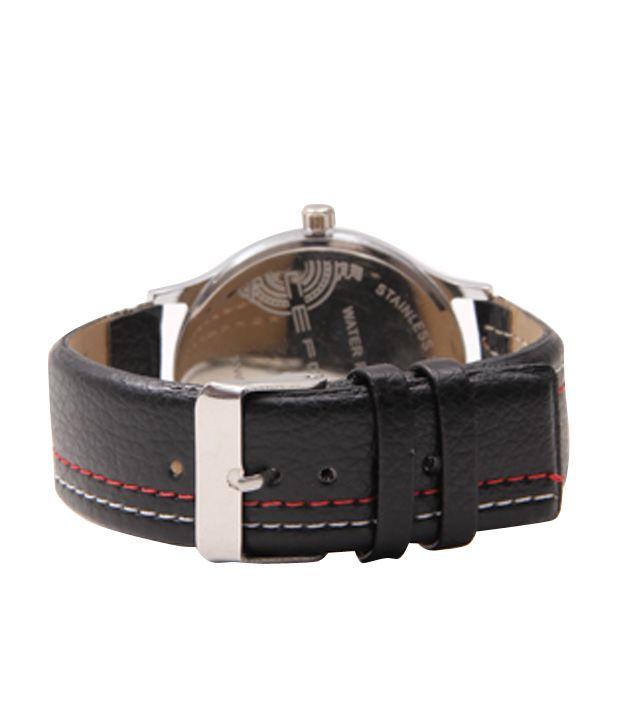 e6e4c83139e Foce Big Beautiful Round Dial Watch Foce Big Beautiful Round Dial Watch