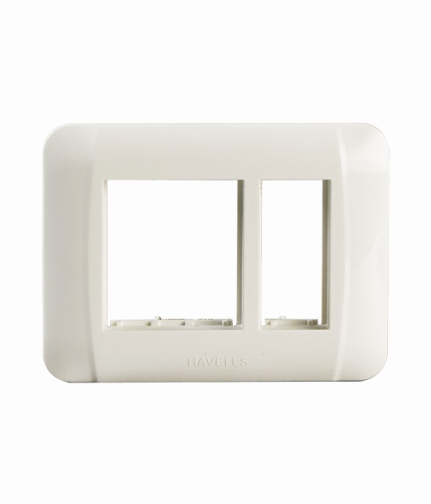 Buy Havells ORO 3M Cover Plate Set Of 2 Online At Low Price In India