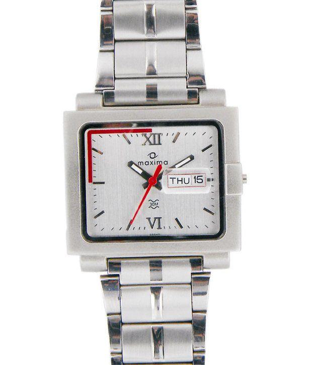 Maxima Attivo 20940CMGI Men's Watch