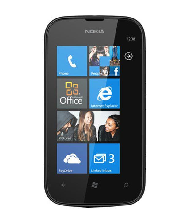 Nokia Lumia 510 (White)