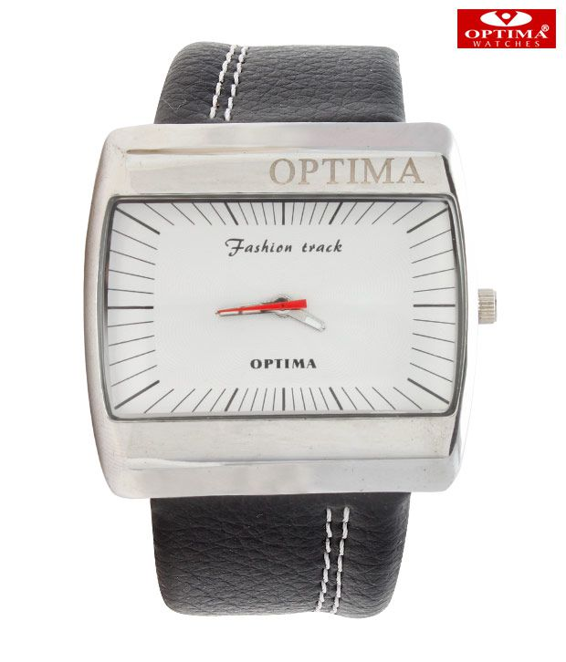 Optima Fashionable White Watch