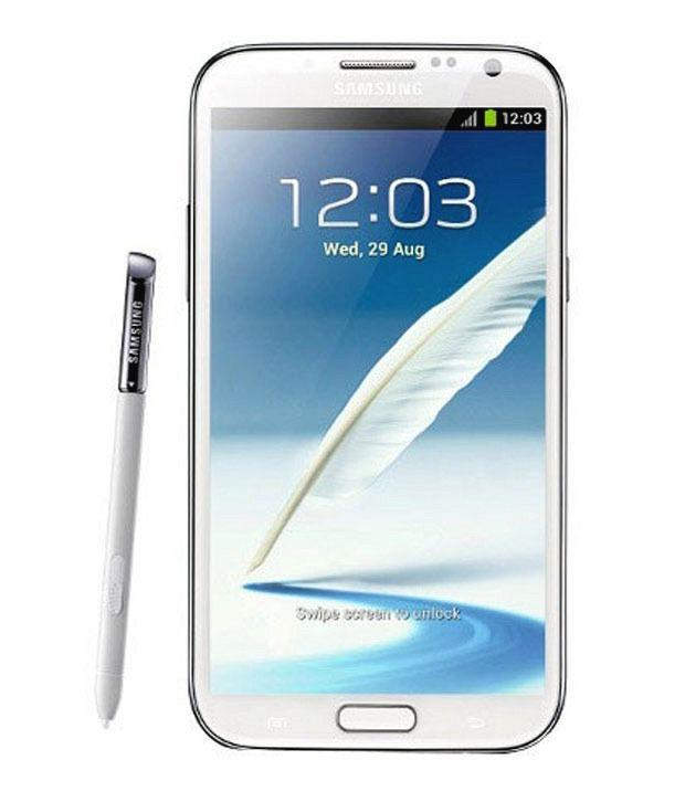 Samsung Galaxy Note II N7100 16GB White
