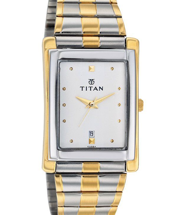 80f79a6f579 Titan Karishma 9154BM01 Men s Watches - Buy Titan Karishma 9154BM01 Men s  Watches Online at Best Prices in India on Snapdeal