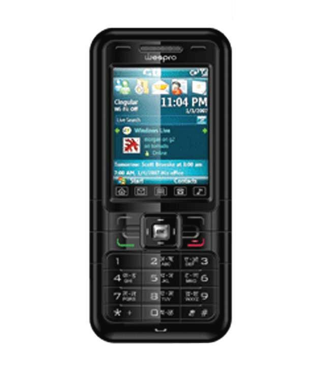 Wespro Dual SIM Mobile Phone WM2107
