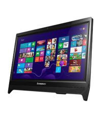 Lenovo C260 (57-324793) All in One Desktop (Intel Pentium-2 GB RAM-500 GB HDD-49.53 cm (19.5)-DOS) (Black) Integrated Graphics Inbuilt 720P Camera