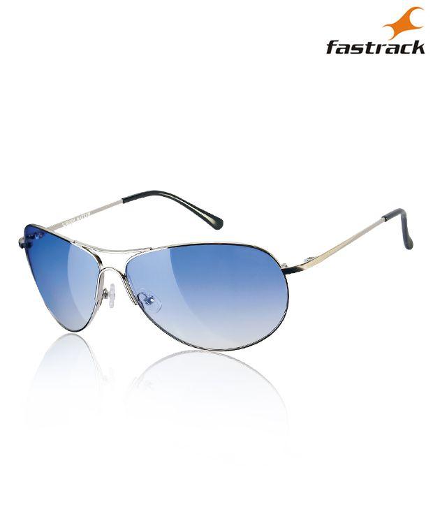 Fastrack M050BU2 Sunglasses Art AFTEM050BU2