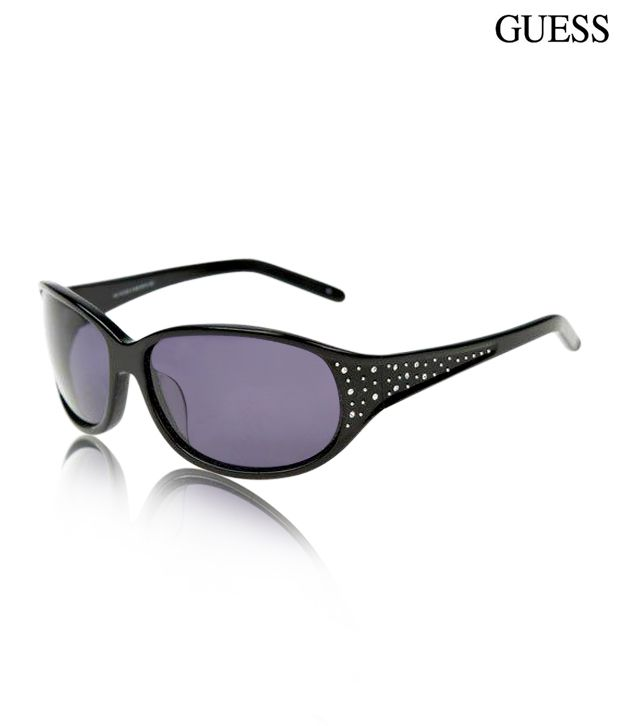 Guess  Magnificent Purple Sunglasses