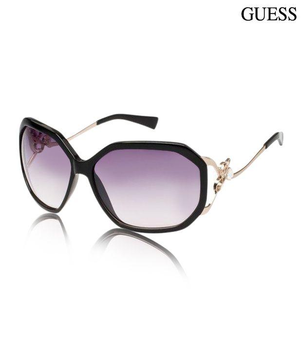 Guess Purple Grandeur Sunglasses