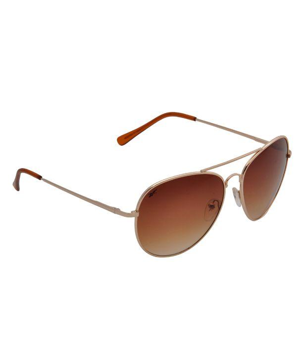 f028f6945086 Reebok Stylish Gold Aviator Sunglasses - Buy Reebok Stylish Gold ...