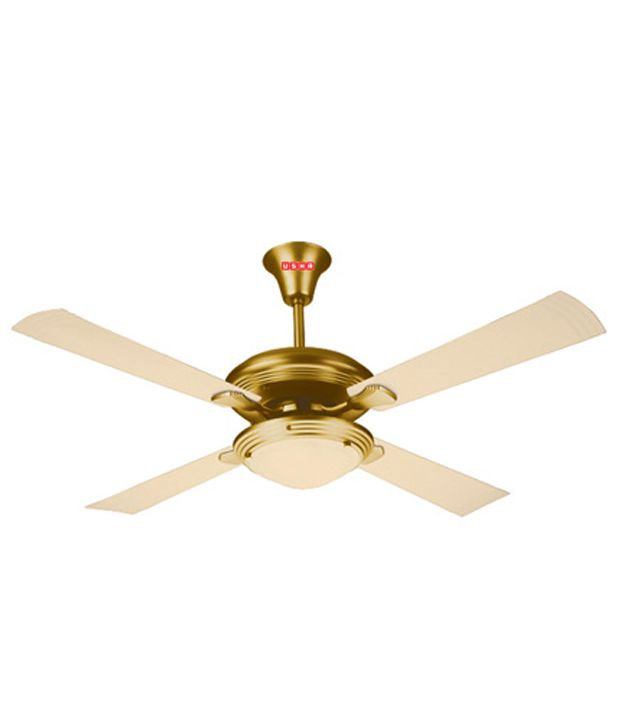 Price To Install Ceiling Fan: Usha Fontana One Ceiling Fan Price In India