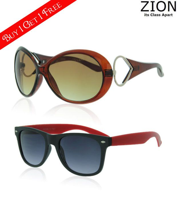 Zion Beautiful Pageant Winner Sunglasses-Buy 1 Get 1 Free