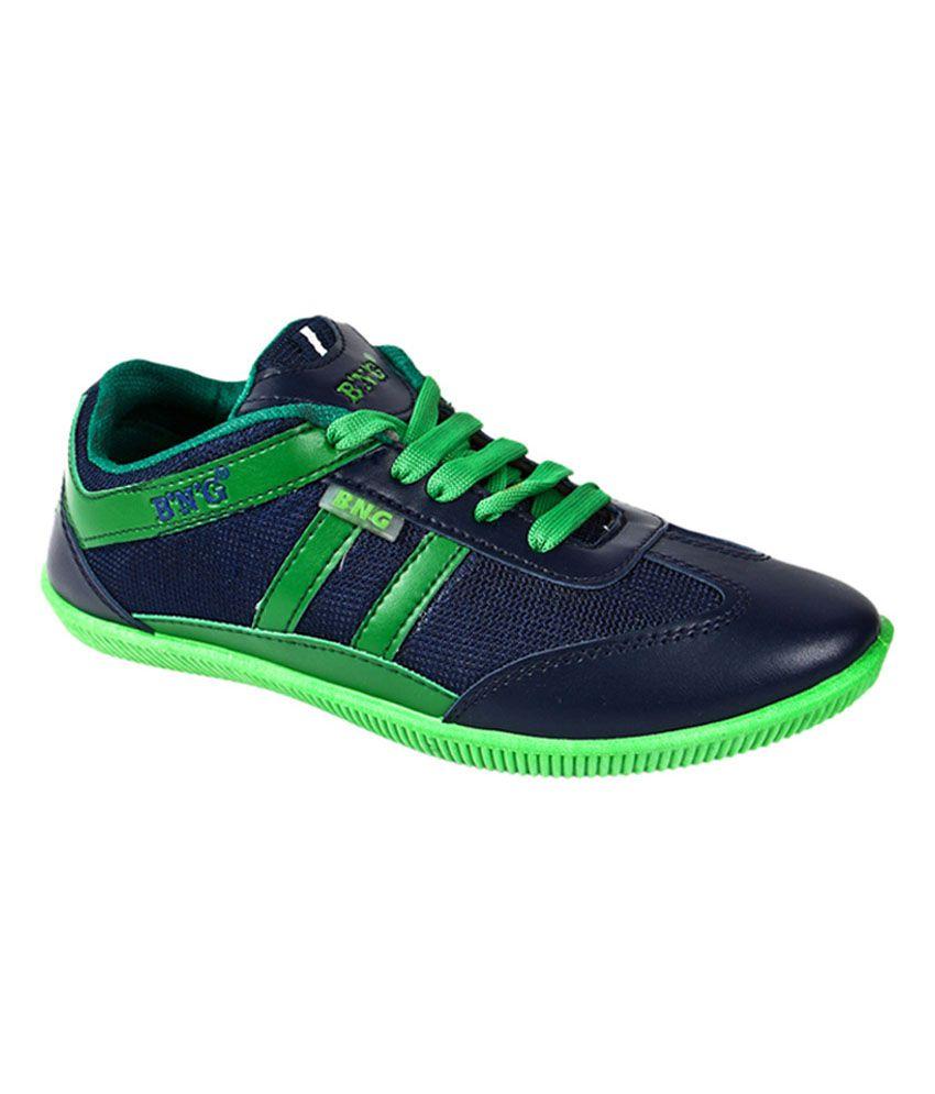 Bng Blue Casual Shoes Buy Bng Blue Casual Shoes Online At Best