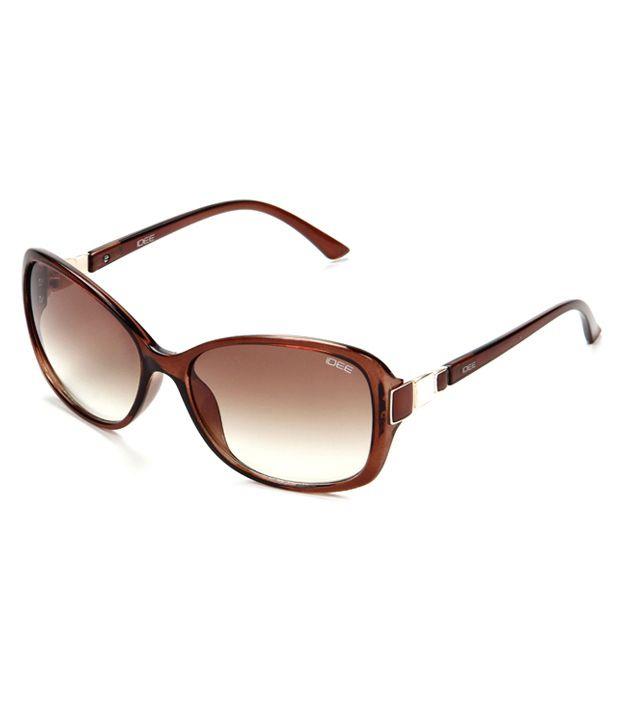 Idee S1794 C2S Brown Sunglasses