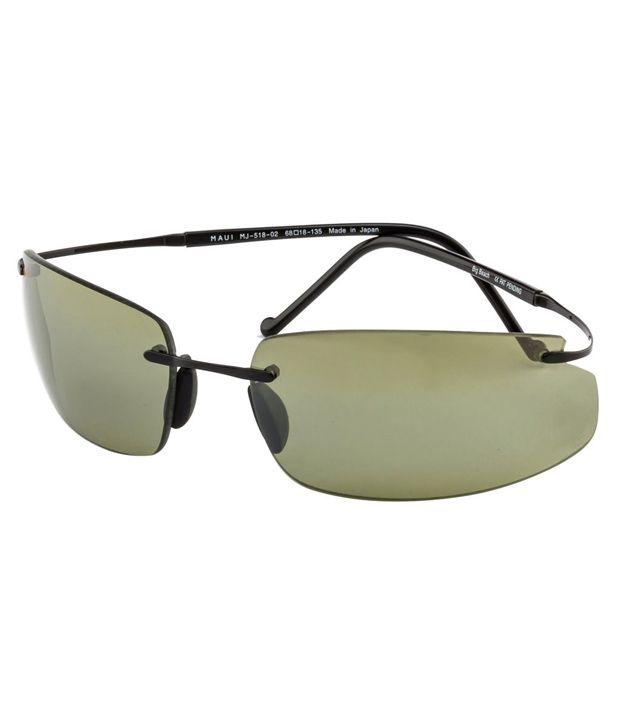 fb00f5451adf Maui Jim BIG BEACH HT518-02 Sunglasses - Buy Maui Jim BIG BEACH HT518-02 Sunglasses  Online at Low Price - Snapdeal