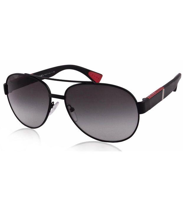 9a0fc90ea Prada Sport SPS 52MS 1BO3M1 Sunglasses - Buy Prada Sport SPS 52MS 1BO3M1 Sunglasses  Online at Low Price - Snapdeal