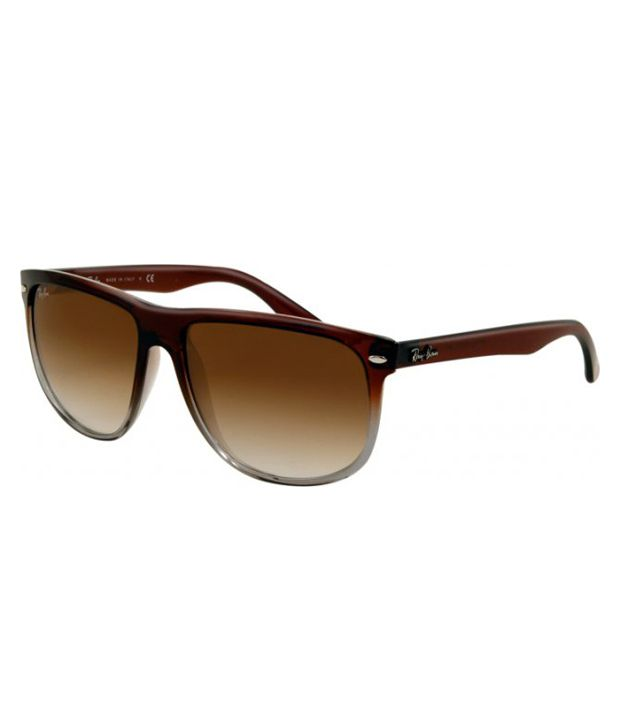 Ray-Ban RB-4147-824-51 Size 60 Square Sunglasses