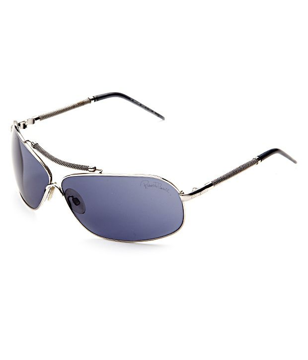 Roberto Cavalli Rectangle ROE0514D-298S-C92 Unisex  Sunglasses