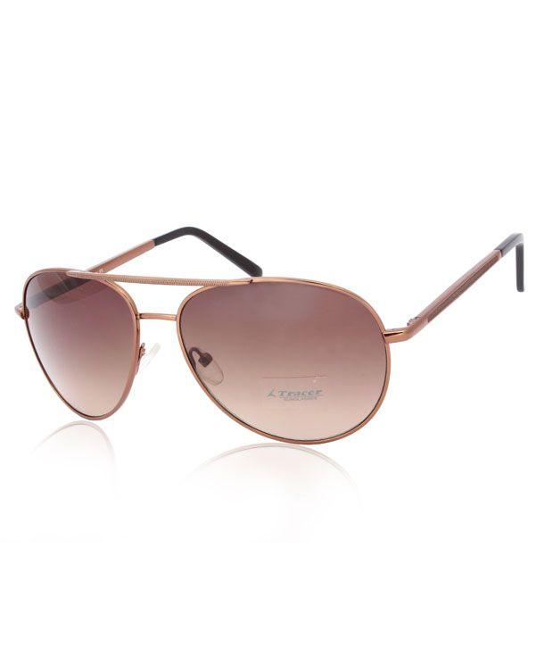 Tracer Gratify Bronze Aviator Sunglasses