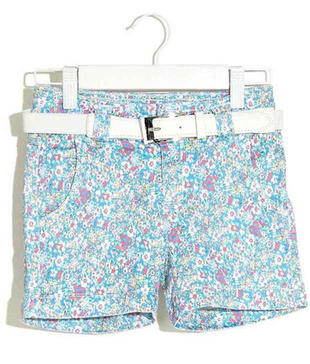 Deal Jeans Kids Blue Shorts For Boys