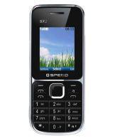 Speed Dezire SX-2 Dual SIM Phone - Black