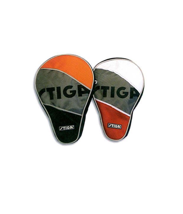 Stiga Table Tennis Racket Cover (Pack of 2)