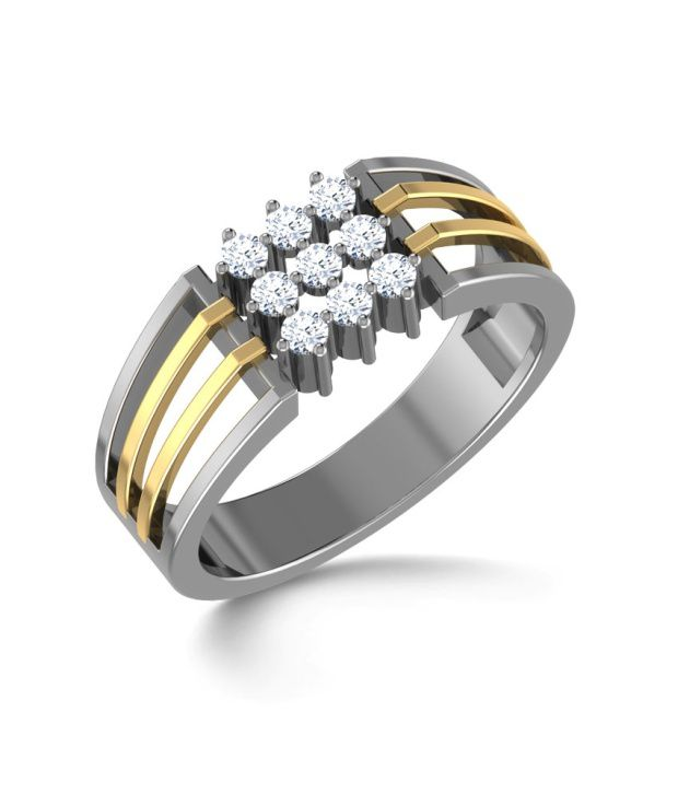 Caratlane Signity Ring for Him