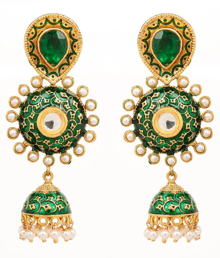 Akshim Hangings Earrings AK_53