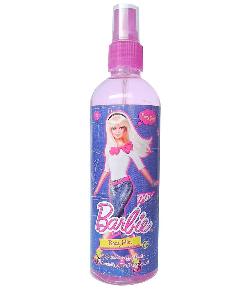 Perfume Pretty Barbie: Barbie Body Mist Pretty Girl 200ml: Buy Online At Best