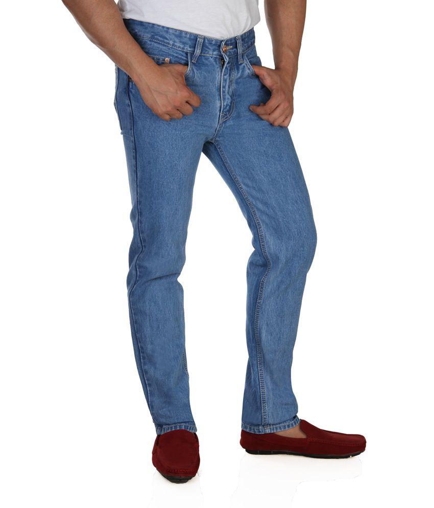 Redline Comfort Fit Ice Blue Jeans