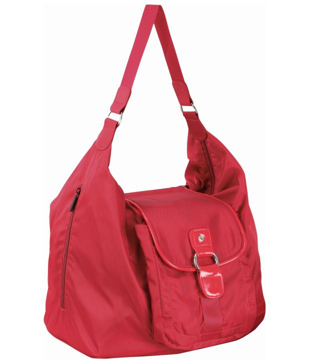 Fastrack A0215NRD01 Red Shoulder Bag Art A0215NRD01 - Buy Fastrack ...