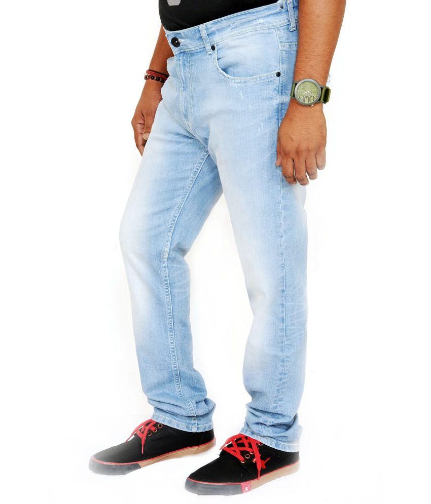 LLAK JEANS Blue Skinny  Jeans