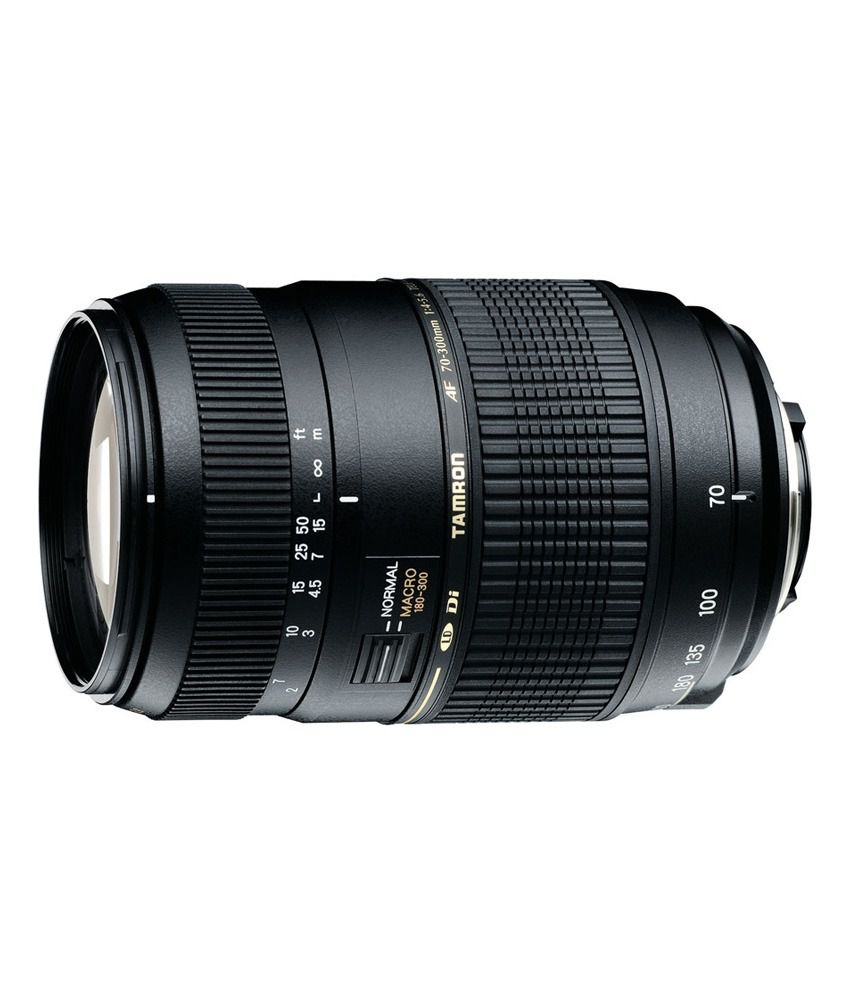 Tamron A17 AF 70-300 mm F/4-5.6  Di LD Macro (for Sony) Lens
