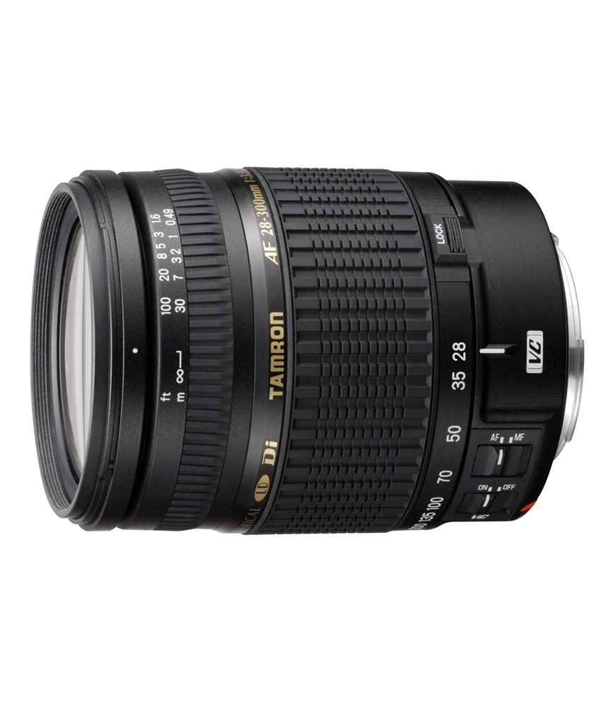 Tamron A20 AF 28-300 mm   F/3.5-6.3 XR Di VC LD Aspherical   (IF) Macro (for Canon) Lens