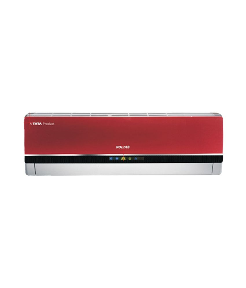 3 5 Ton Ac Unit >> Voltas 1.5 Ton 3 Star 183 Pyt-R Split Air Conditioner Red Price in India - Buy Voltas 1.5 Ton 3 ...