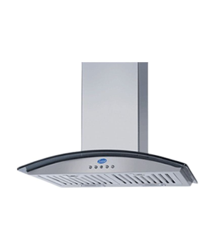 Glen 60 Cm 1250 M3/hr GL 6071 SS BF LTW Chimney Price In