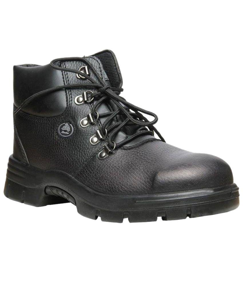 Bata Black Boots