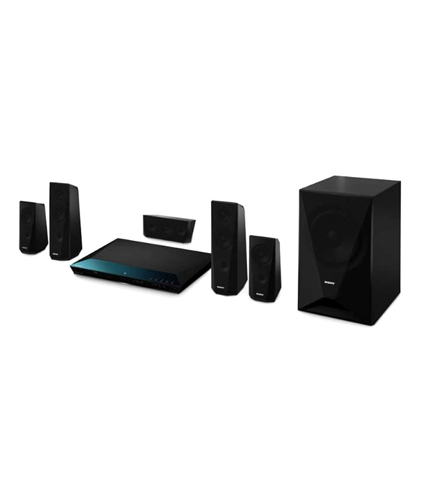buy sony bdv e3200 5 1 blu ray home theatre system online. Black Bedroom Furniture Sets. Home Design Ideas