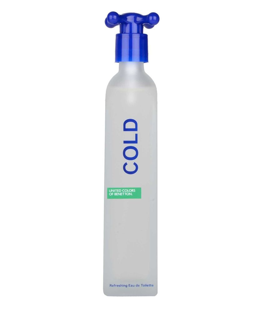 Benetton Cold 100 ml Men EDT