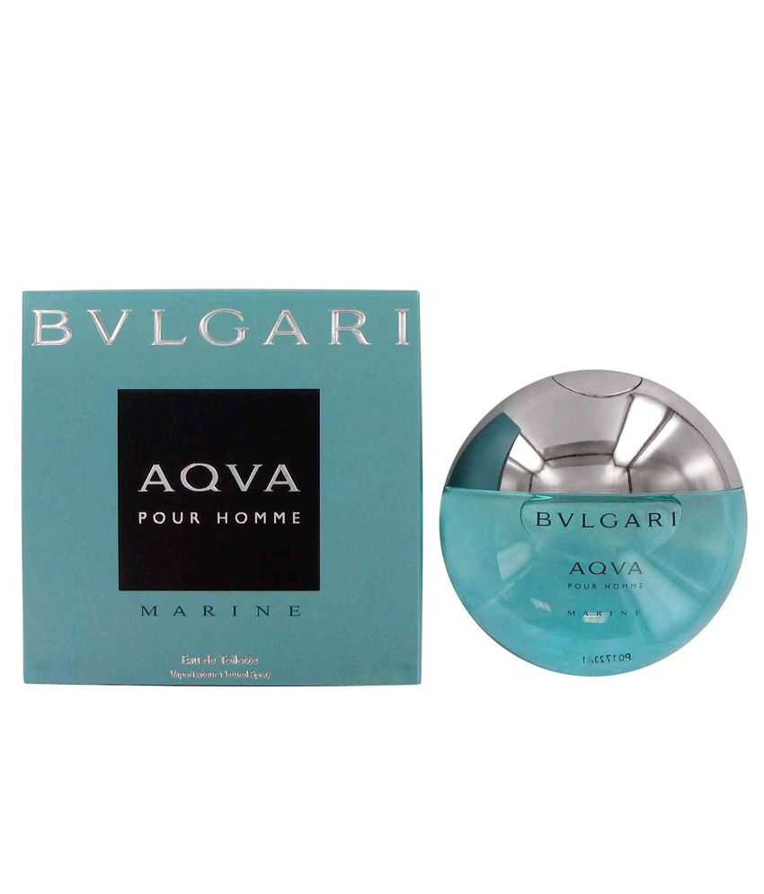 Bvlgari Aqva Marine Men Edt  100Ml