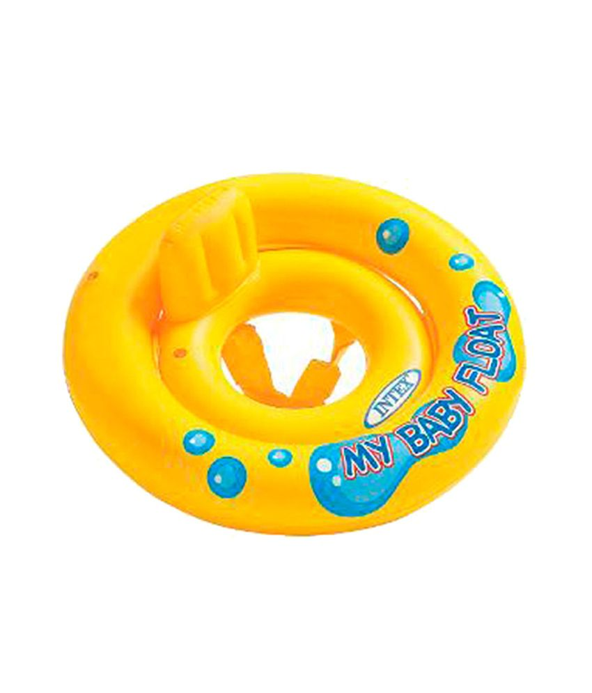 Intex Inflatable Intex My Baby Seat Inflatable Baby Float Pool Accessories